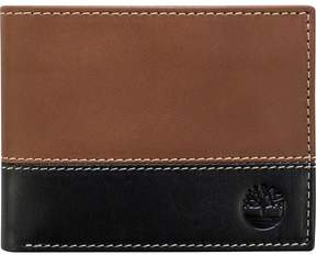Timberland Wallets Hunter Two-Tone Commuter Wallet