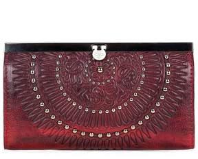 Patricia Nash Distressed Vintage Collection Cauchy Wallet