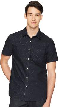 AG Adriano Goldschmied Pearson Short Sleeve Shirt Men's Clothing