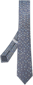 Bulgari traffic pattern tie