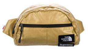 The North Face x Supreme 2018 Metallic Roo II Lumbar Pack w/ Tags