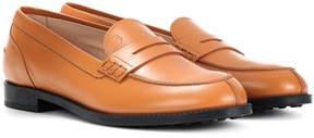 Tod's Gommino leather city loafers
