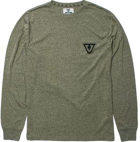 VISSLA Established Long-Sleeve T-Shirt