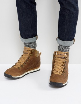 The North Face Back To Berkeley Redux Leather Hiking Boot in Brown