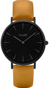 Cluse CL18508 La Bohème leather watch