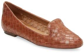 French Sole Women's Raphael Woven Loafer