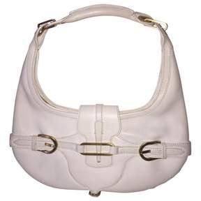 Jimmy Choo White Leather Handbag
