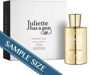 Juliette Has a Gun Sample - Midnight Oud EDP by 0.7ml Fragrance)
