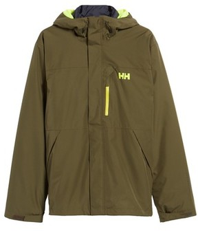 Helly Hansen Men's Squamish 3-In-1 Water Repellent Hooded Jacket