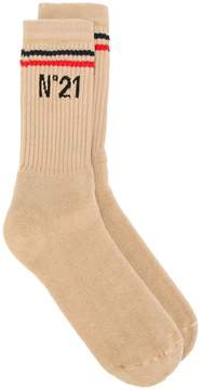 No.21 branded socks