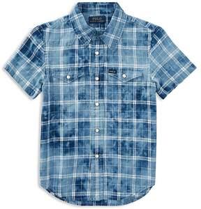 Polo Ralph Lauren Boys' Western Shirt - Little Kid