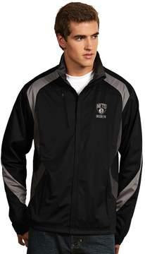 Antigua Men's Brooklyn Nets Tempest Jacket