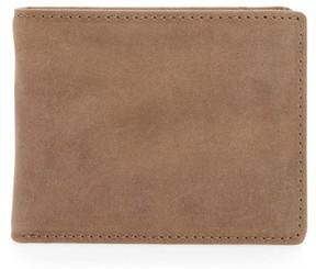 Nordstrom Men's Upton Leather Wallet - Brown