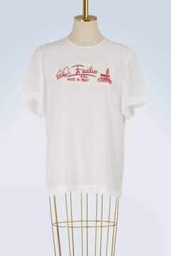 Emilio Pucci Silk t-shirt