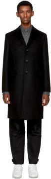Acne Studios Black Gavin Coat