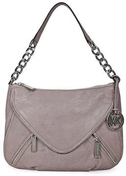 Michael Kors Open Box - Odette Zip Medium Convertible Shoulder Bag - Pearl Grey - ONE COLOR - STYLE