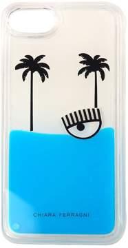 Chiara Ferragni Palms Beach Iphone Case