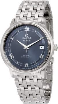 Omega De Ville Prestige Automatic Blue Dial Men's Watch