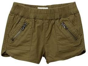 Hudson Militia Shorts (Baby Girls)