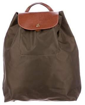 Longchamp Le Pliage Drawstring Backpack
