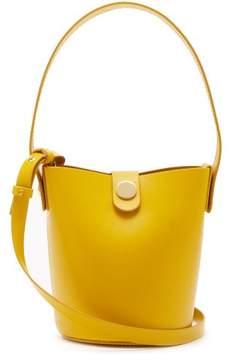 Sophie Hulme Nano Swing Bucket Bag - Womens - Yellow