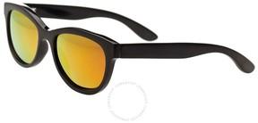 Cat Eye Bertha Carly Real Animal Horn Sunglasses