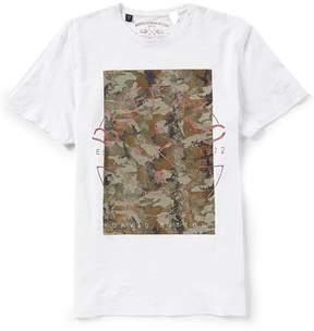 Buffalo David Bitton Tury Short-Sleeve Crew Neck T-Shirt
