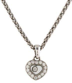 Chopard Happy Diamonds Icon Pendant Necklace