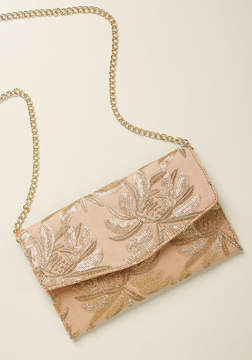 Urban Expressions Inc. Fancy Finishing Touch Embroidered Clutch
