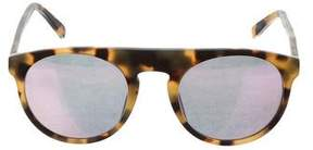 Westward Leaning Westward\\Leaning Mirrored Tortoiseshell Sunglasses w/ Tags