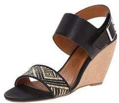 BC Footwear Women's Retriever Wedge Sandal.