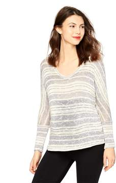 A Pea in the Pod 3/4 Sleeve Maternity T Shirt