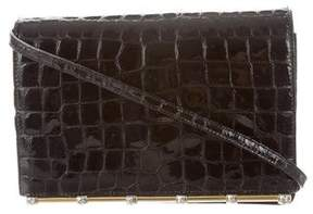 Rodo Embossed Shoulder Bag