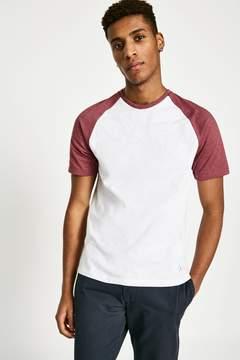 Jack Wills Verwood Raglan T-Shirt