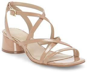 Enzo Angiolini Malleri Patent Leather Dress Sandals