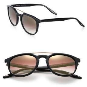 Barton Perreira Rainey 52MM Square Sunglasses