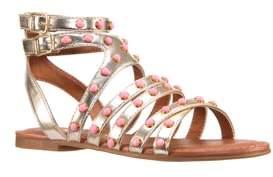Nina Tammara Studded Gladiator Sandal