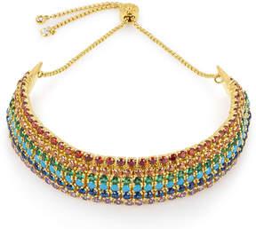 Henri Bendel Rainbow Slider Bracelet