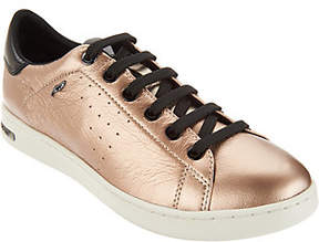 Geox Leather Lace-up Sneakers - Jaysen