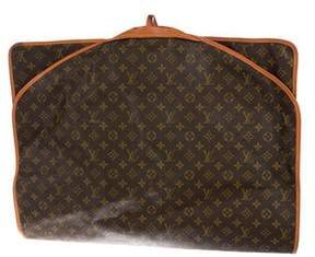 Louis Vuitton Vintage Monogram Garment Carrier