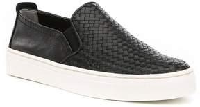 The Flexx Sneak Name Woven Leather Sneakers
