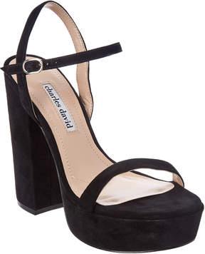 Charles David Regal Suede Sandal