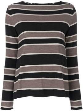 Le Tricot Perugia striped sweater