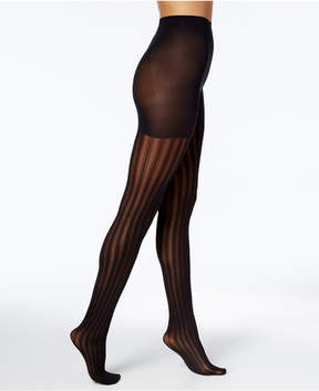 Berkshire Women's Easy-On Vertical Stripe Tights 4242