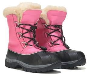 BearPaw Kids' Kelly Waterproof Winter Boot Pre/Grade School