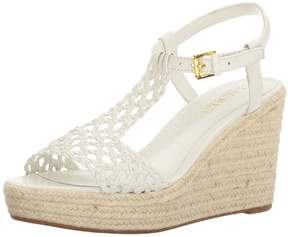 Lauren Ralph Lauren LAUREN by Ralph Lauren Womens Hailey Open Toe Casual Platform Sandals