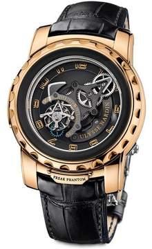 Ulysse Nardin Freak Phantom Black Dial Men's Hand Wound Watch