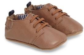 Robeez Infant Boy's Owen Crib Shoe