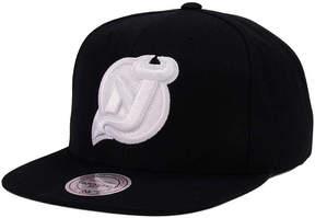 Mitchell & Ness New Jersey Devils Respect Snapback Cap