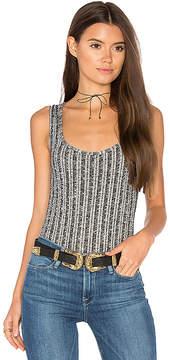 Eight Sixty Sweater Rib Bodysuit